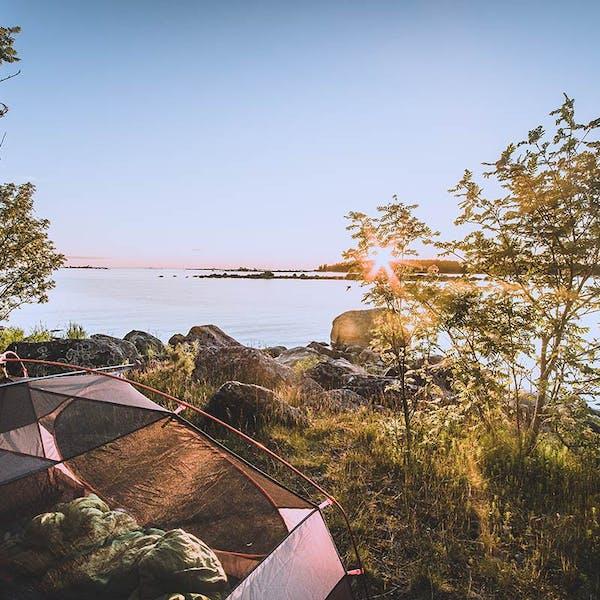Wide range of tents