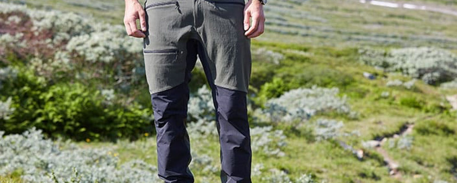 Back country trousers