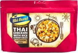 Thai chicken with rice