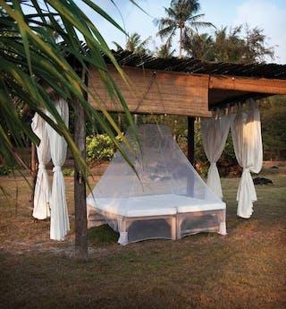 Travel Mosquito Net Double Ultralight
