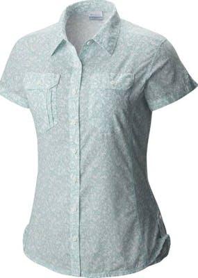 Camp Henry Short Sleeve Shirt Women