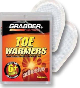 Toe warmer
