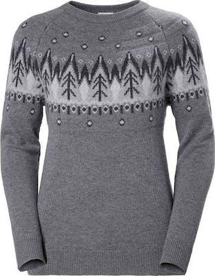 W Wool Knit Sweater