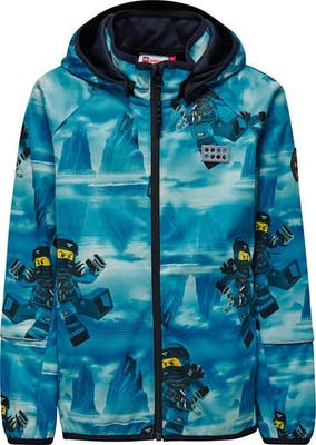 Siam 204 Boys Softshell Jacket