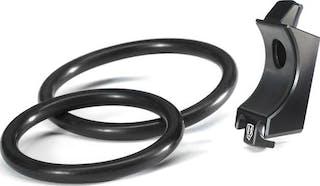 CNC Unifit O-ring mount