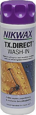 Tx-Direct Wash-in
