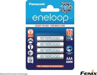 Eneloop AAA 4