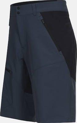 Light Softshell Carbon Shorts