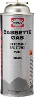 220 g Cassette Gas