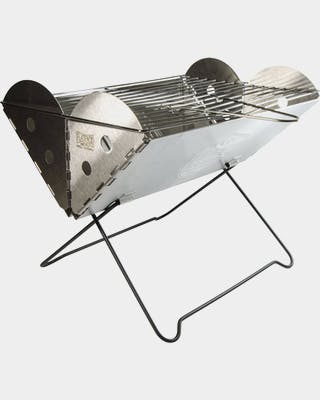 Portable Flatpack Grill