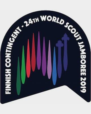 Jamboree 2019 SWOP-badge