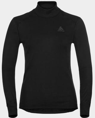 Women's Active Warm Eco Turtleneck Baselayer Top