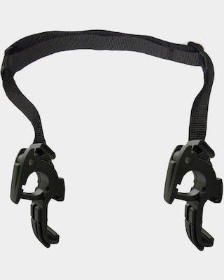 QL2.1 mounting hooks 20 mm and adjustable handle