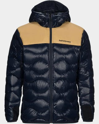 Helium Glacier Hood Jacket Men