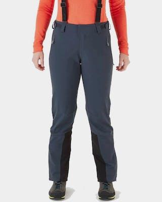 Women's Ascendor Alpine Softshell Pant Reg