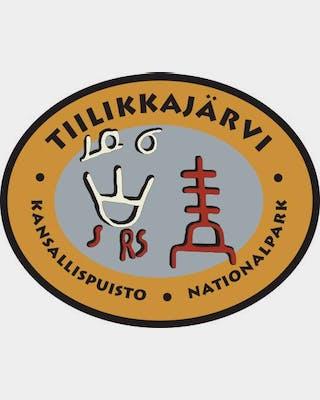 Tiilikkajärvi Kangasmerkki