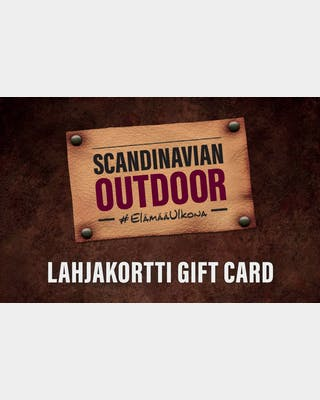 Gift certificate to store