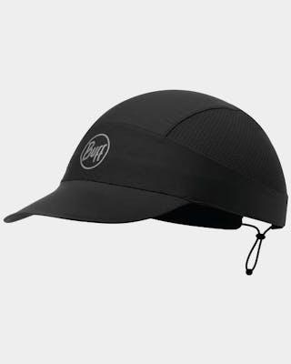 Pack Run Cap R-Solid Black