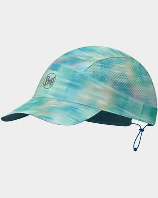 Pack Run Cap S/M Marbled Turquoise