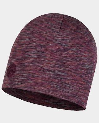 HW Merino Hat Shale Grey Multi