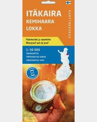 Itäkaira Kemihaara Lokka