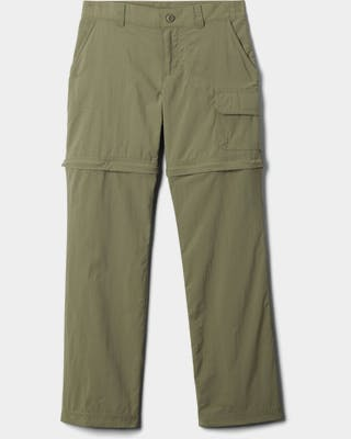 Girls' Silver Ridge IV Convertible Trousers