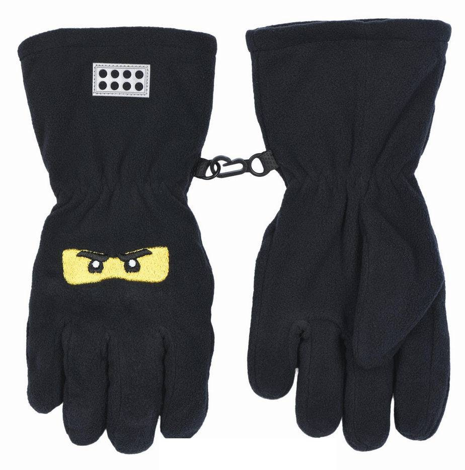 Lego Wear Unisex Kids Lwatlin-Lego Tec Fingerhandschuhe Play Cold Weather Gloves