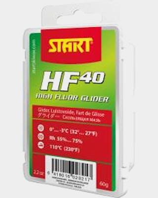 HF40 Fluoriluistovoide punainen