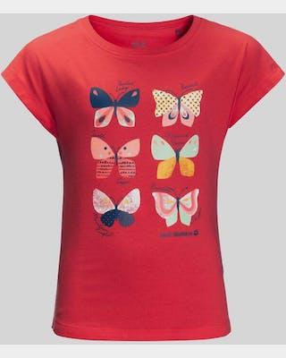 Butterfly T Girls
