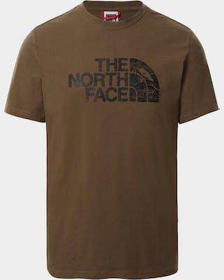 Woodcut Dome T-shirt Men's