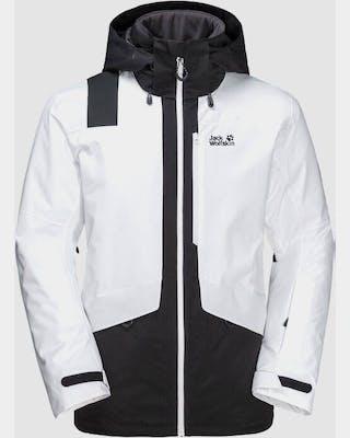 Big White Jacket M