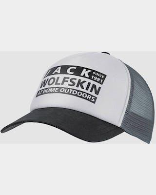 Brand Mesh Cap