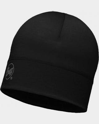 Merino Hat Black