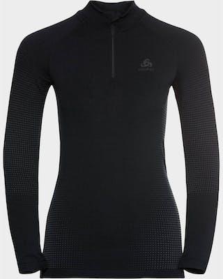 Women's PERFORMANCE WARM ECO ½ Zip Turtleneck Base Layer Top