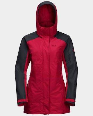 Brecon Range Jacket Women