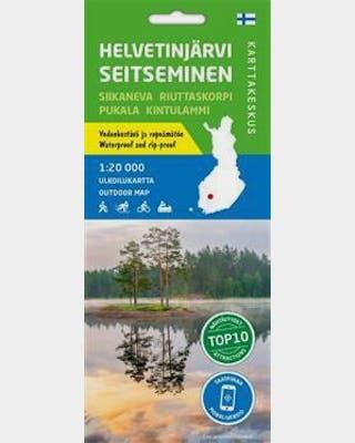 Helvetinjärvi Seitseminen