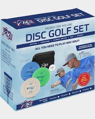 Ace Golf 3-set + Bag