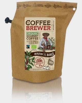 Colombia Fairtrade & Organic Coffee
