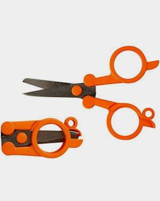 Classic folding scissors 11 cm