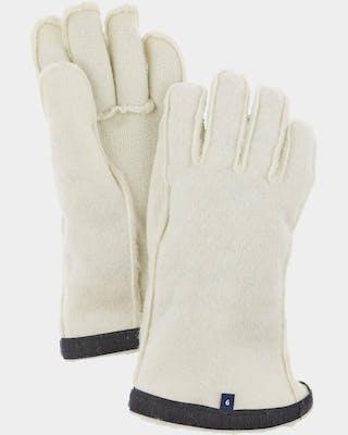 Heli Ski Wool Liner Glove