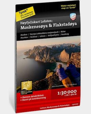 Lofoten Moskenesöya & Flakstadöya Tyvek