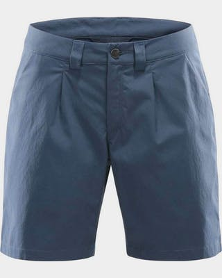 Mid Solid Shorts Women