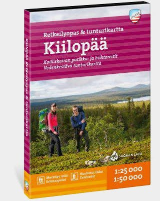 Kiilopää Guide + Map