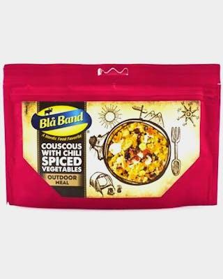 Mausteinen couscous-kasvispata