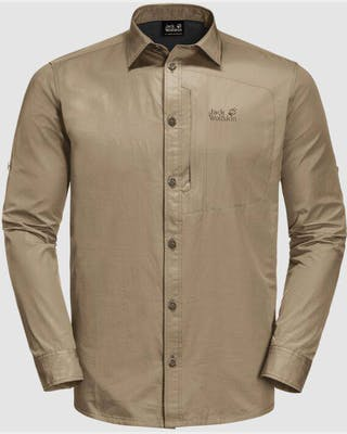 Lakeside Roll-up Shirt Men