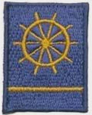Meripartiotaitomerkki II