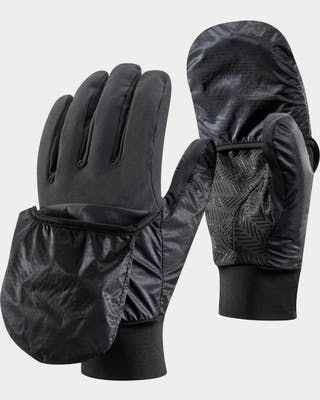 Wind Hood Softshell Glove