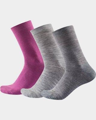 Daily Light Socks 3-pack Women