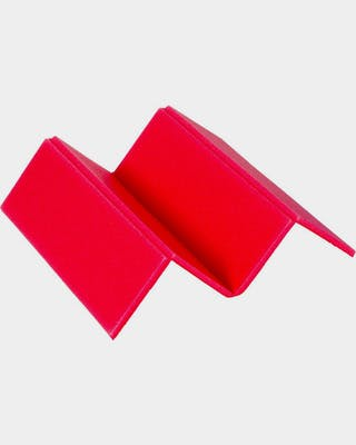 Super comfy foldable seat pad thingamob