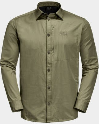 Lakeside Roll-up Shirt Men